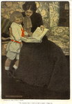"""""""Oh, mamma dear, I wish we had a wand."""" from """"The Last of the Fairywands"""" by William Henry Bishop by Fleet Library, Visual + Material Resources, and Jessie Willcox Smith"""