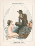 La Nymphe Innocente ou...Le Retour Du Poilu by Fleet Library and Visual + Material Resources
