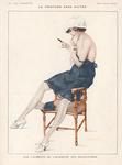La Peinture Sans Maitre une Lauréate de L'Académie des Beaux-Fards by Fleet Library, Visual + Material Resources, and Léo Fontan