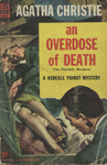 An Overdose of Death by Agatha Christie, Visual + Material Resources, and Fleet Library