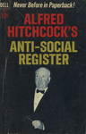 Anti-Social Register by Alfred Hitchcock, Visual + Material Resources, and Fleet Library