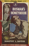 Busman's Honeymoon by Dorothy L. Sayers, Visual + Material Resources, and Fleet Library