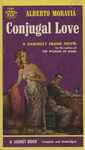 Conjugal Love by Alberto Moravia, Visual + Material Resources, and Fleet Library