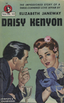 Daisy Kenyon by Elizabeth Janeway, Visual + Material Resources, and Fleet Library