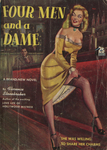 Four Man and a Dame by Florence Stonebraker, Visual + Material Resources, and Fleet Library