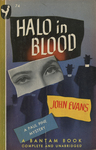Halo in Blood by John Evans, Visual + Material Resources, and Fleet Library