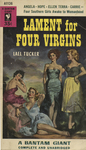 Lament for Four Virgins by Lael Tucker, Visual + Material Resources, and Fleet Library