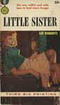Little Sister by Lee Roberts, Visual + Material Resources, and Fleet Library