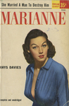 Marianne by Rhys Davies, Visual + Material Resources, and Fleet Library