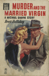 Murder and the Married Virgin by Brett Halliday, Visual + Material Resources, and Fleet Library