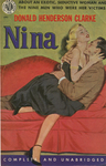 Nina by Donald Henderson Clarke, Visual + Material Resources, and Fleet Library
