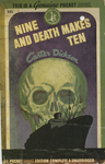 Nine and Death Makes Ten by Carter Dickson, Visual + Material Resources, and Fleet Library