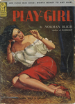 Play-Girl by Norman Bligh, Visual + Material Resources, and Fleet Library