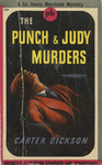 Punch and Judy Murders by Carter Dickson, Visual + Material Resources, and Fleet Library