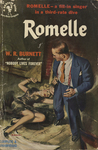 Romelle by W R. Burnett, Visual + Material Resources, and Fleet Library