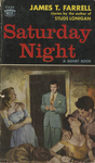 Saturday Night by James T. Farrell, Visual + Material Resources, and Fleet Library