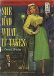 She Had What It Takes by Kermit Welles, Visual + Material Resources, and Fleet Library