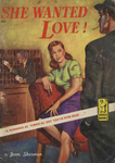 She Wanted Love! by Joan Sherman, Visual + Material Resources, and Fleet Library