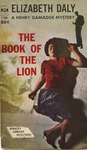 The Book of the Lion by Elizabeth Daly, Visual + Material Resources, and Fleet Library