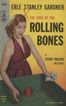 The Case of the Rolling Bones by Erle Stanley Gardner, Visual + Material Resources, and Fleet Library