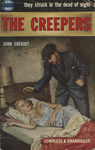The Creepers by John Creasey, Visual + Material Resources, and Fleet Library