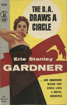 The D.A. Draws a Circle by Erle Stanley Gardner, Visual + Material Resources, and Fleet Library