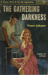 The Gathering Darkness by Thomas Gallagher, Visual + Material Resources, and Fleet Library