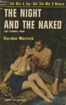 The Night and the Naked by Gordon Merrick, Visual + Material Resources, and Fleet Library