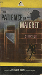 The Patience of Maigret by Georges Simenon, Visual + Material Resources, and Fleet Library