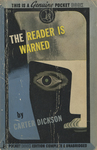 The Reader is Warned by Carter Dickson, Visual + Material Resources, and Fleet Library
