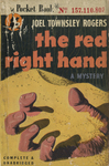 the red right hand by Joel Townsley Rogers, Visual + Material Resources, and Fleet Library