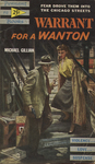 Warrant for a Wanton by Michael Gillian, Visual + Material Resources, and Fleet Library