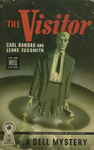 The Visitor by Carl Randau, Leane Zugsmith, Visual + Material Resources, and Fleet Library