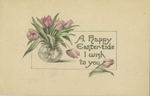 A happy Easter-tide I wish to you