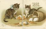1892, The Season's Greeting