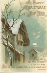A happy Christmas and New Year to You. by Samuel Taylor Coleridge