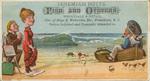 Jeremiah Potts, Fish and Oysters by Ketterlinus Publishing Company, Philadelphia