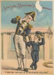 "New York Miniature Opera Company, ""A British Sailor is a Splendid Fellow"""