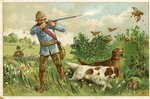 Untitled (Bird Hunting) by John Henry Bufford