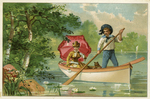 Untitled (Boating) by John Henry Bufford