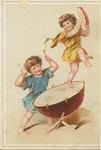 Untitled (Children with drum)