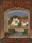 The House Beautiful magazine by Bill Carrol, Visual + Material Resources, and Fleet Library