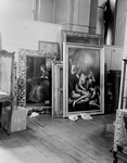 European Paintings in Storage by Robert O. Thornton, RISD Museum Photographer