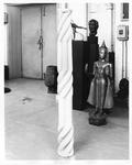 Italian Twisted Column in Storage