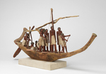 Model of a Funerary Boat