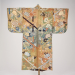 Nō Theater Costume (Karaori)