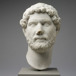 Portrait of Hadrian by RISD Museum and Stephen Shaheen