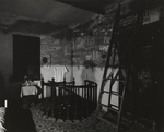 Camera Obscura (image of Havanah Looking Southeast in Room with Ladder