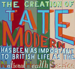 The Creation of Tate Modern has been as Important to British Life as the National Health Service