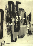 10th RISD cabaret feb 27 - march 2: Beat generation